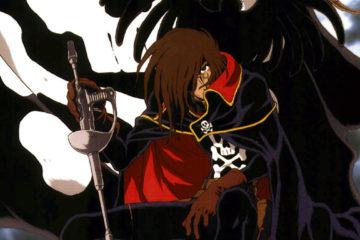 capitan harlock pirata