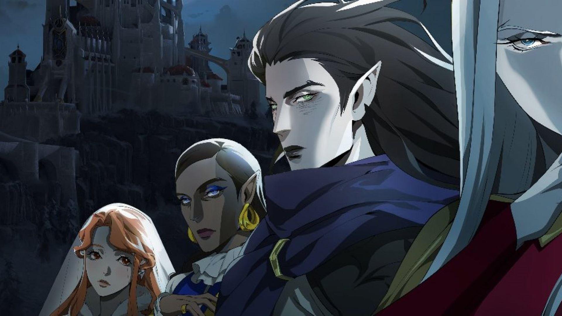 castlevania netflix quarta stagione
