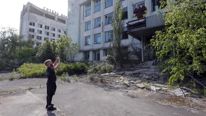 chernobyl influencer