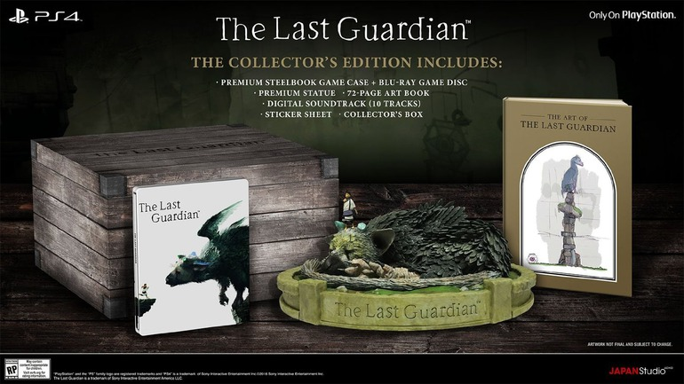 collector the last guardian