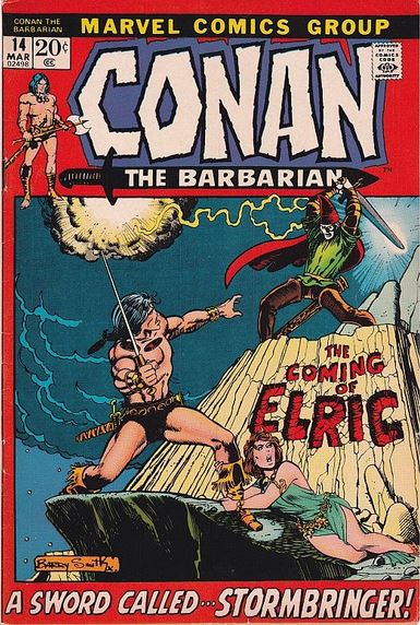 conan il barbaro Robert E. Howard