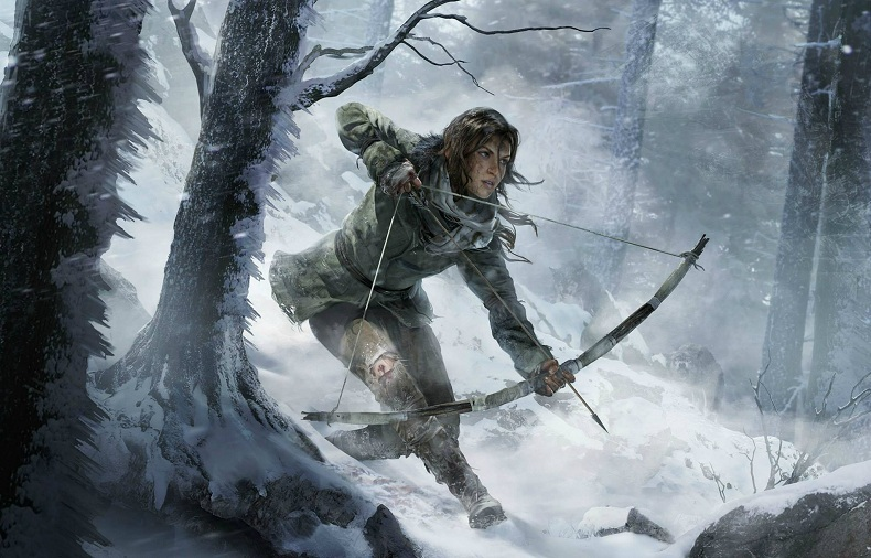 conferenza microsoft e3 2015 rise of the tomb raider