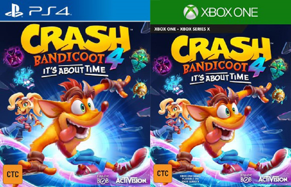 crash bandicoot 4 leak