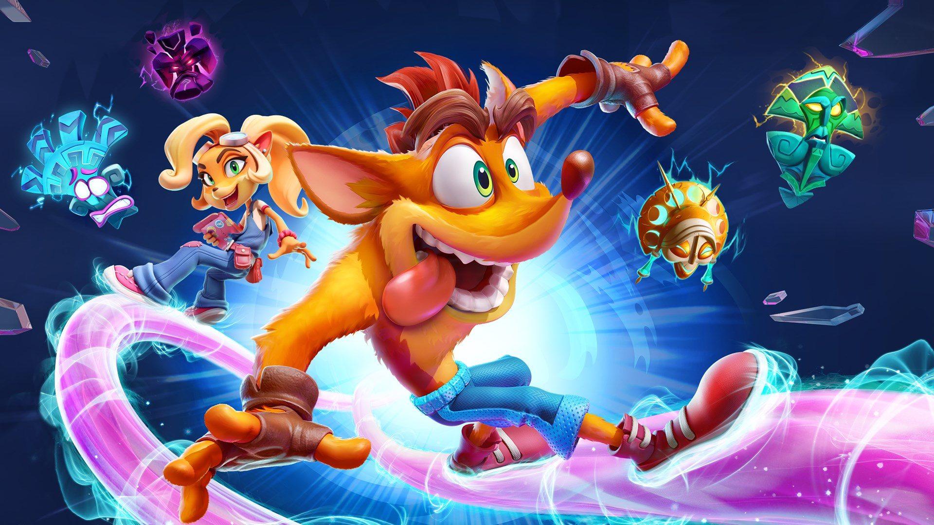 crash bandicoot 4 nuovo gioco