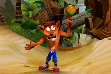 crash bandicoot film