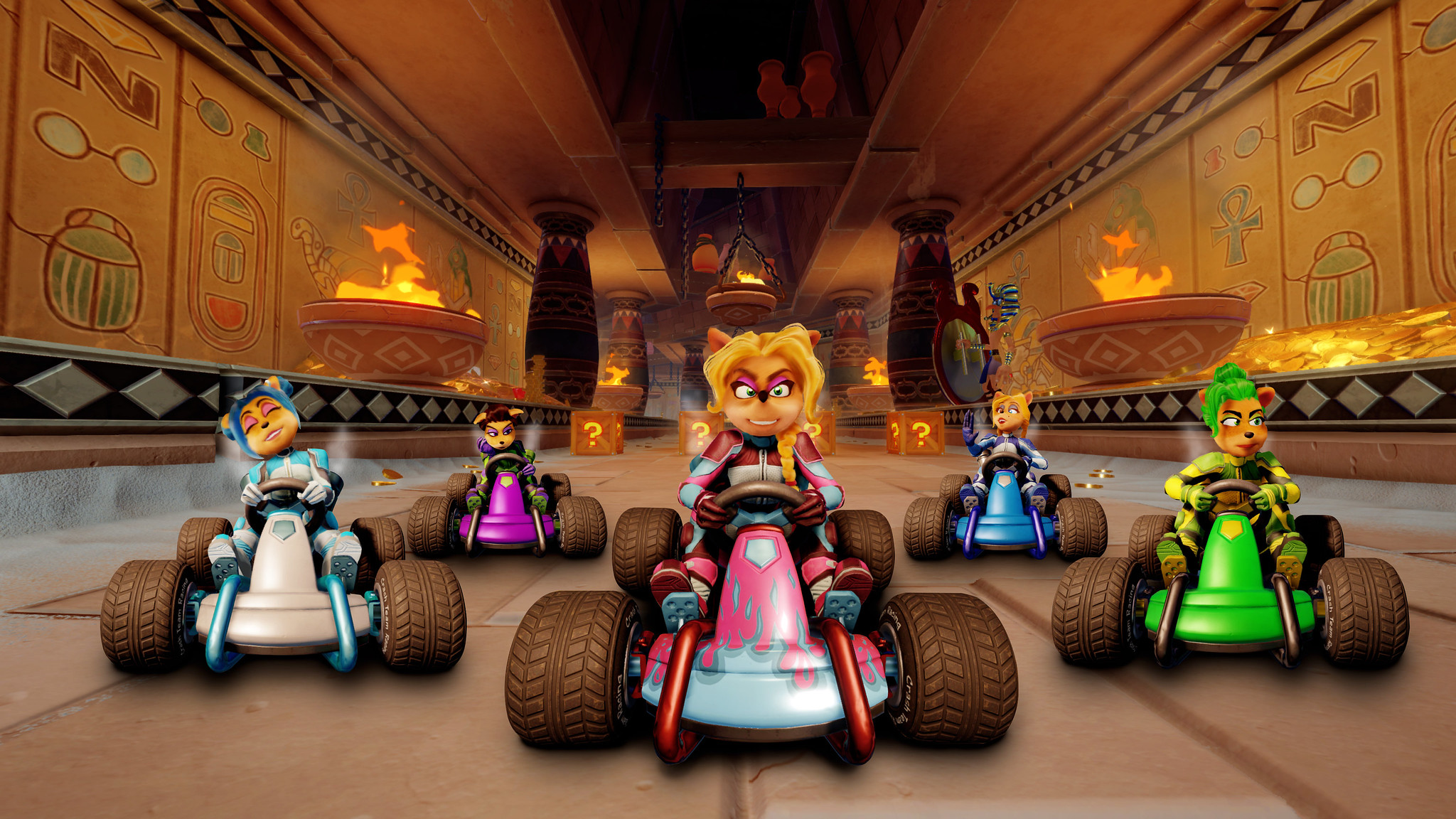 Crash Team Racing Grand Prix