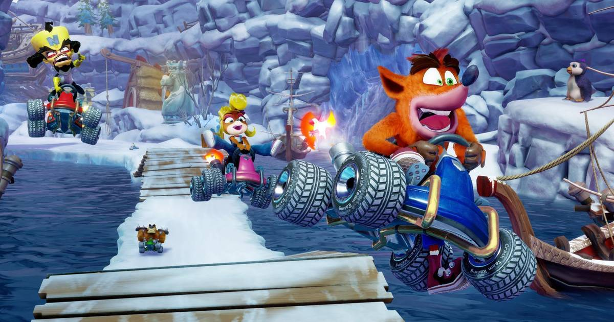 Crash Team Racing trucchi