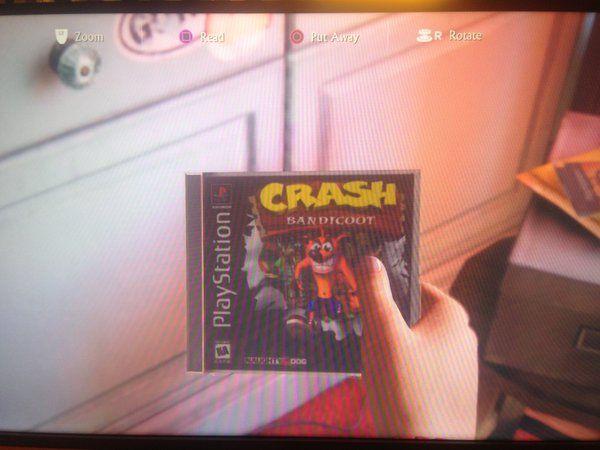 crash uncharted
