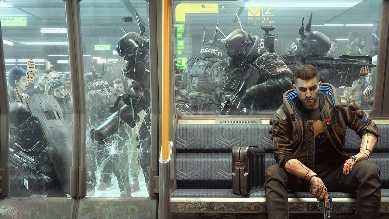 cyberpunk 2077 confermato settembre