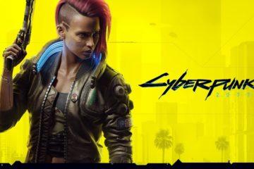 cyberpunk 2077 rinviato novembre