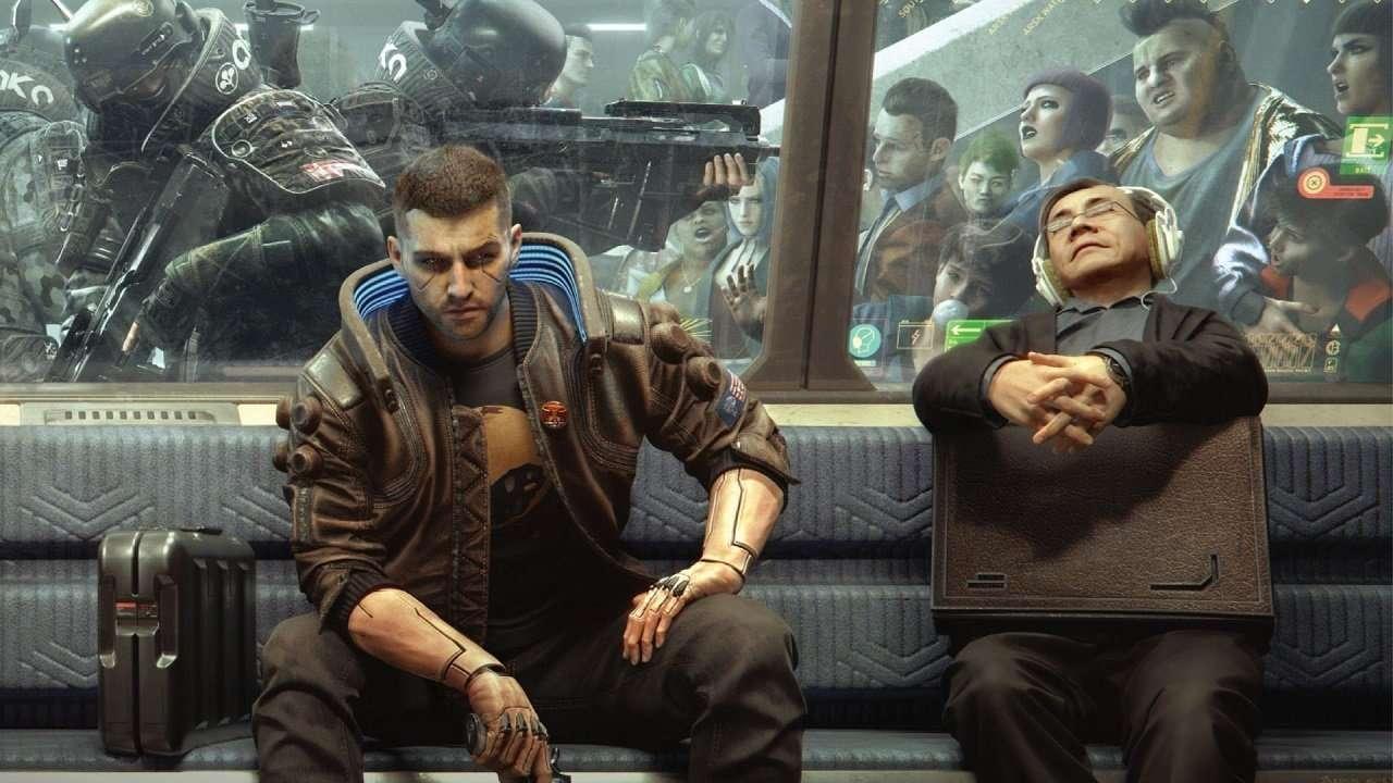cyberpunk 2077 rinvio