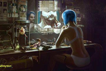 cyberpunk 2077 scene di sesso
