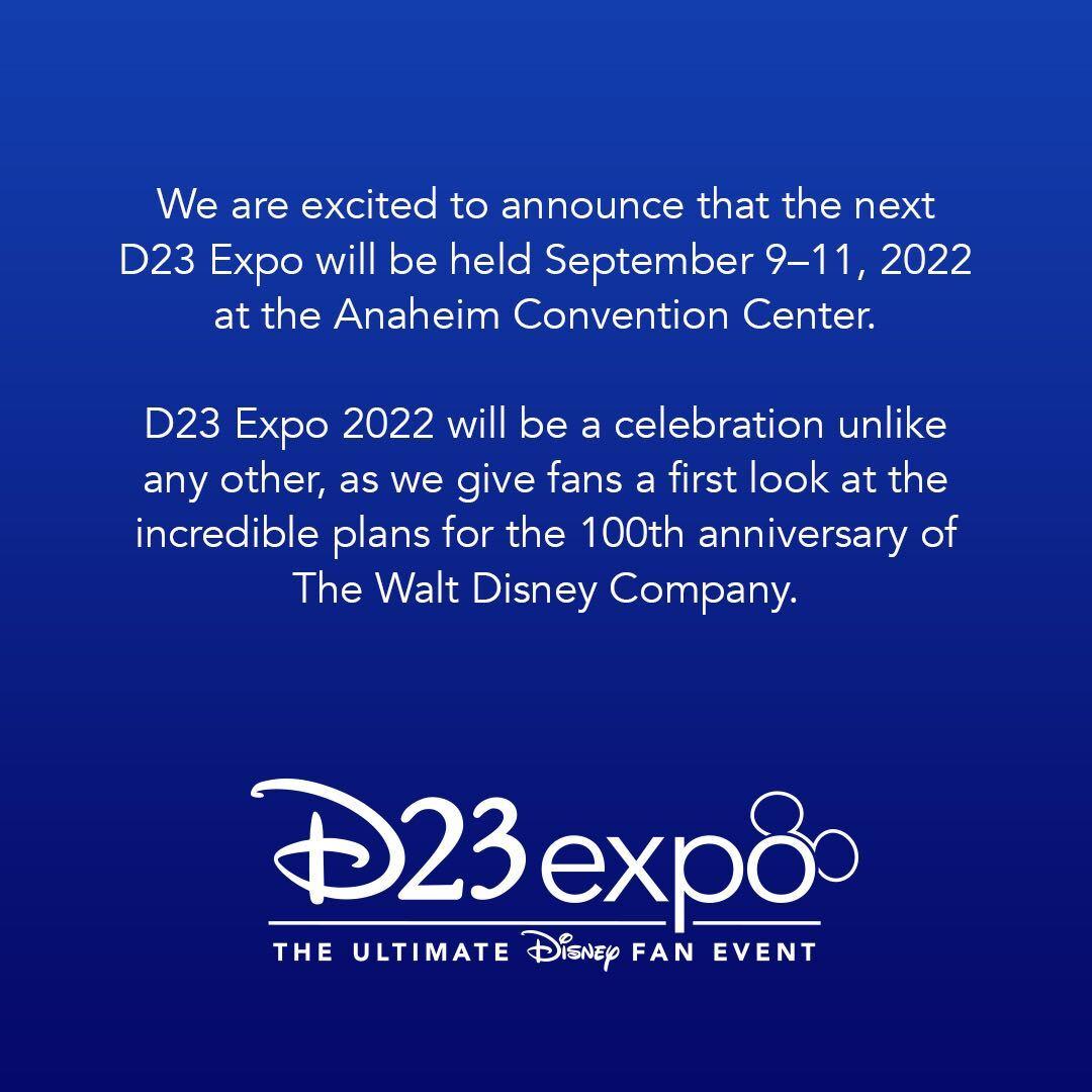 d23 expo 2022