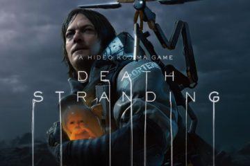 Death Stranding copertina