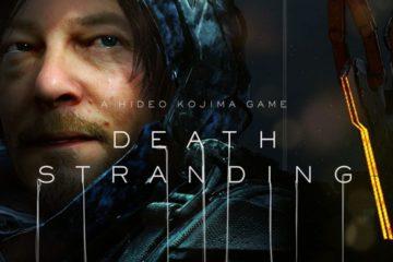 death stranding trailer di lancio