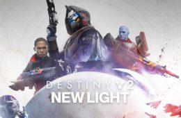 destiny new light