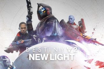 destiny new light