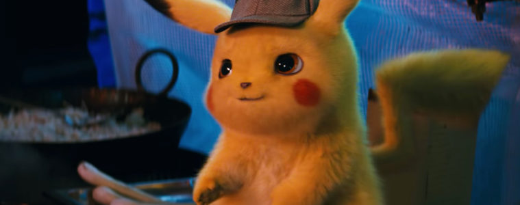 Pokemon Red & Blue Detective Pikachu