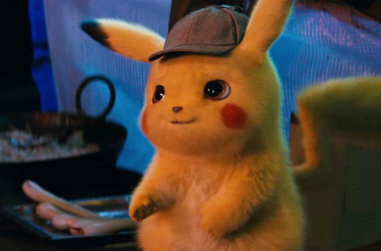 Pokemon Red & Blue Detective Pikachu