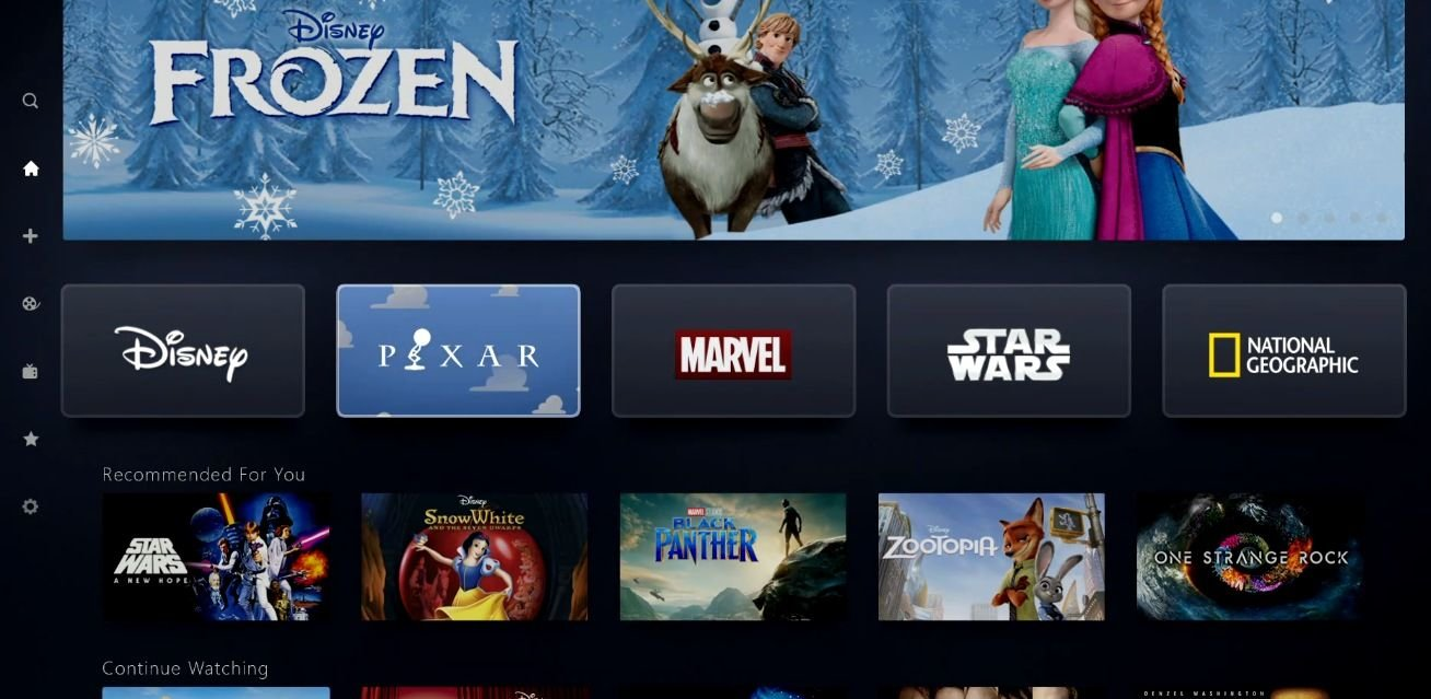 disney+ catalogo