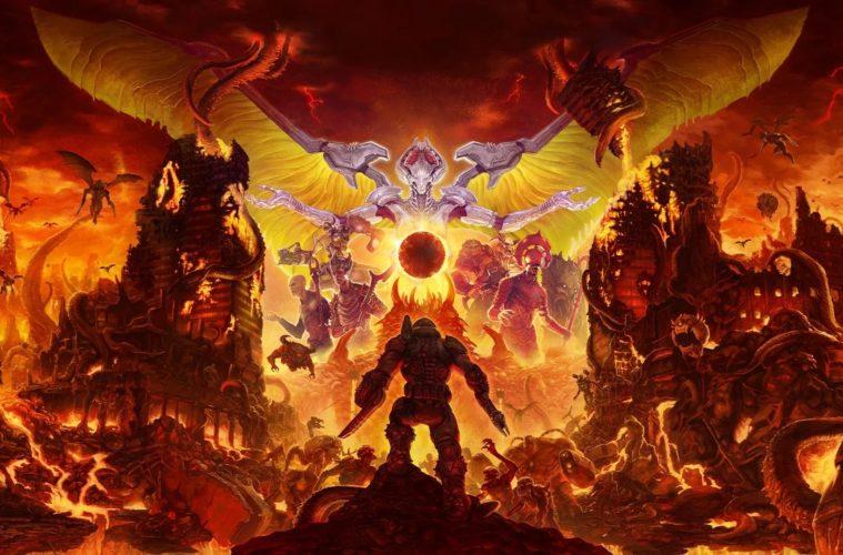 doom eternal gamescom