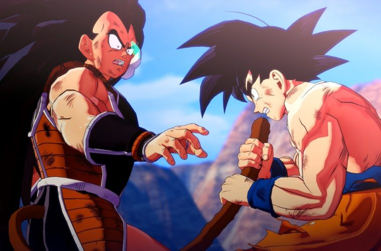 dragon ball z kakarot gamescom
