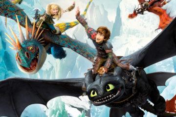 DragonTrainer - Il Mondo Nascosto