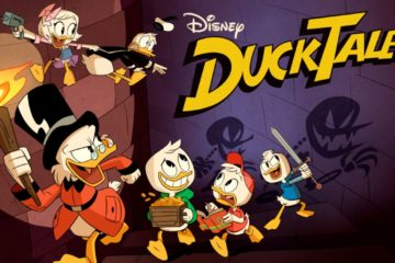 duckatales spin-off