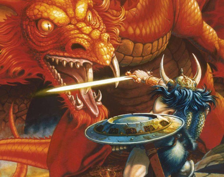 dungeons dragons razza