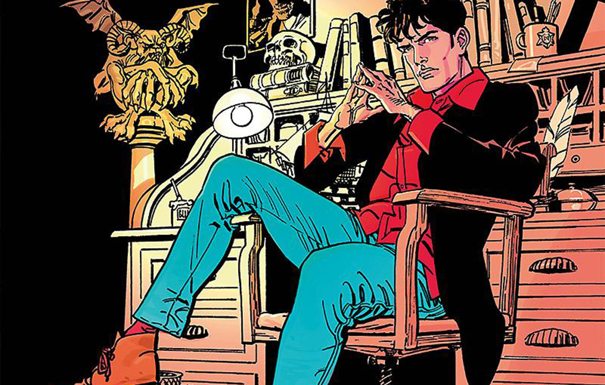 dylan dog serie tv