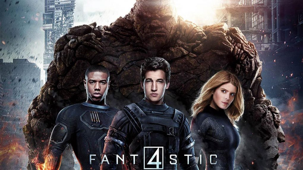 Fantastici 4 reboot Marvel Studios