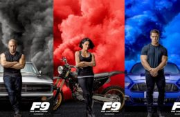 fast and furious 9 spazio