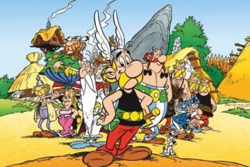 figlia vercingetorige asterix obelix