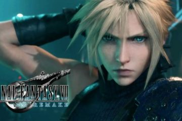 final fantasy 7 remake spazio