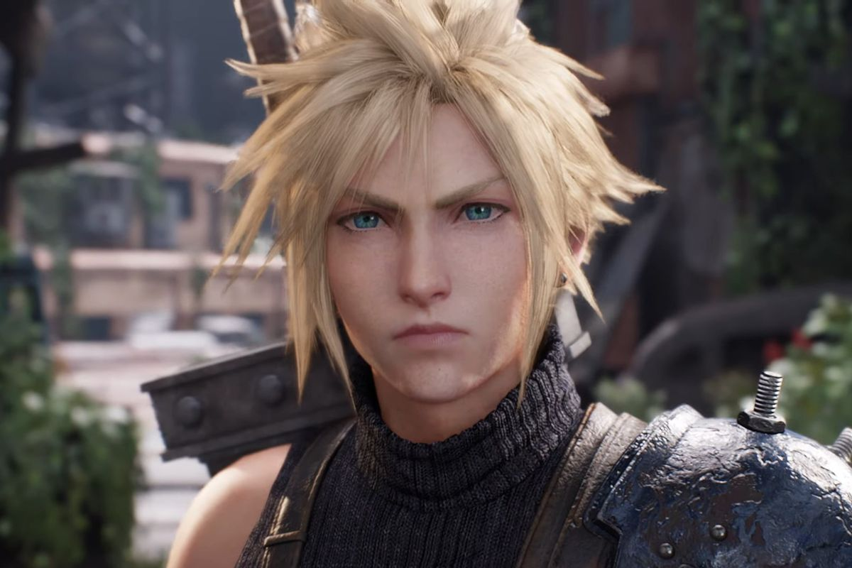 final fantasy vii game awards 2019