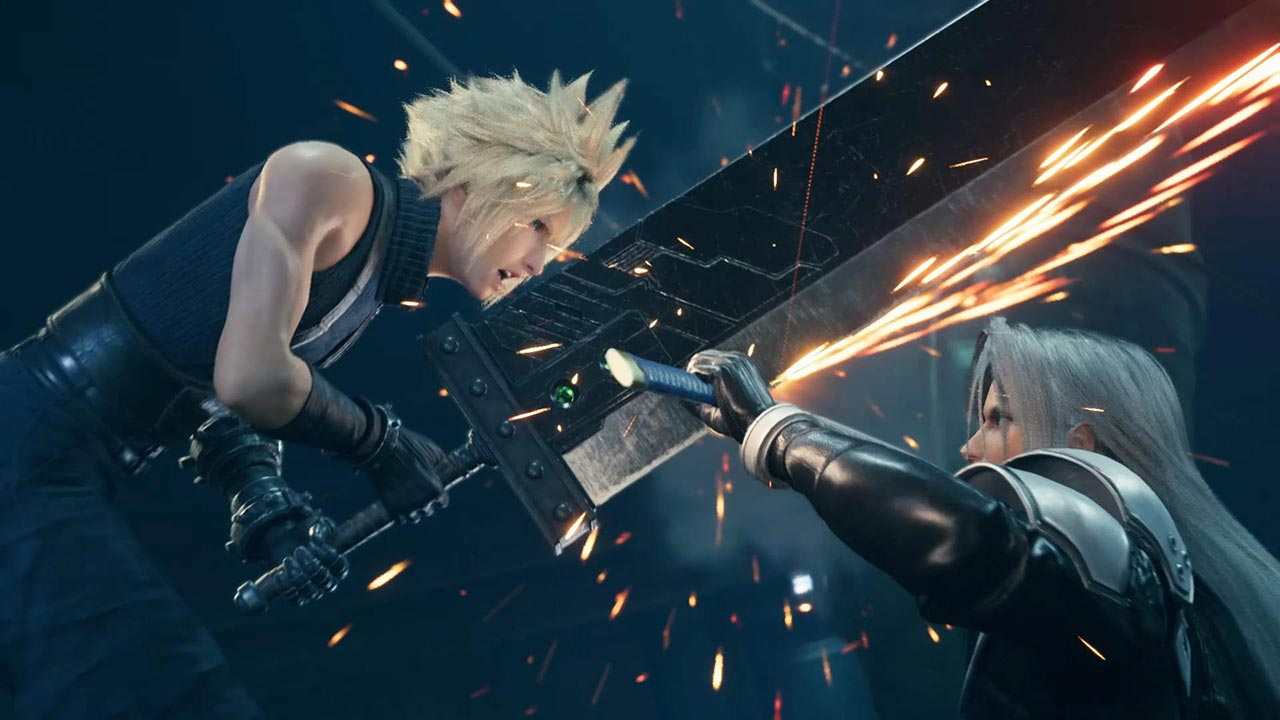 final fantasy vii remake episodi