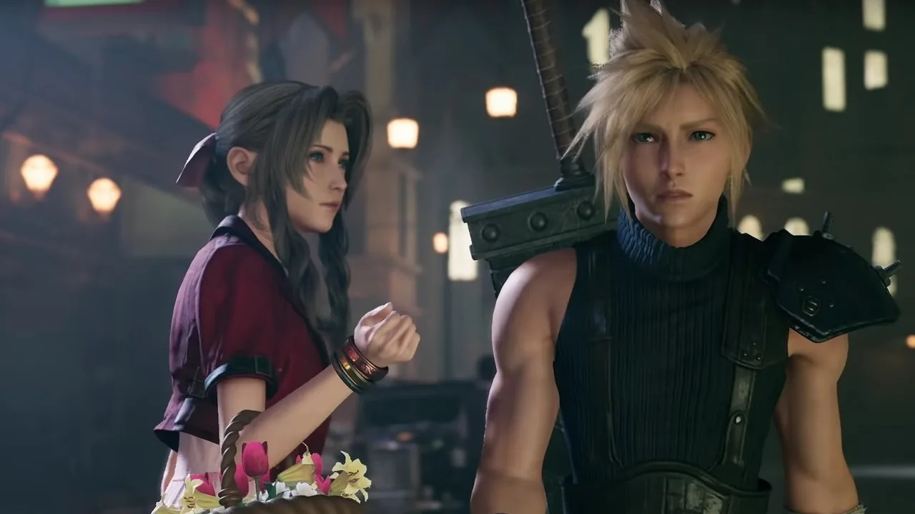 final fantasy vii remake rimandato