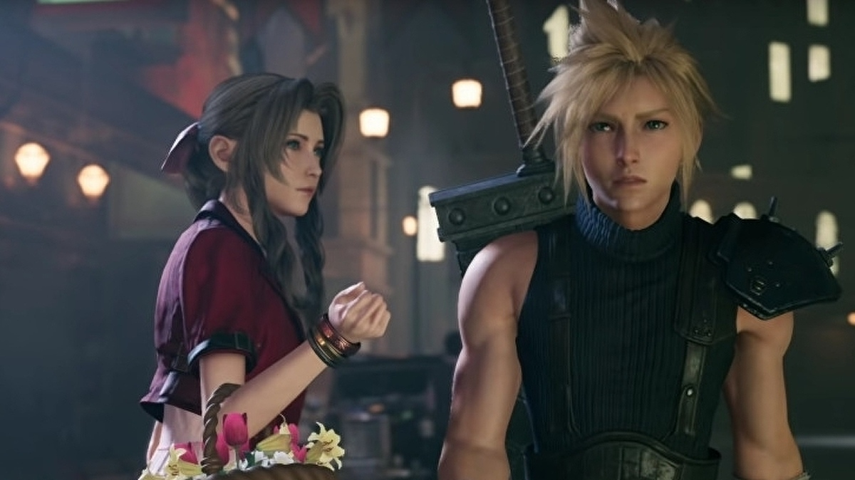 final fantasy vii remake ritardo