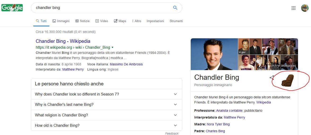 friends google