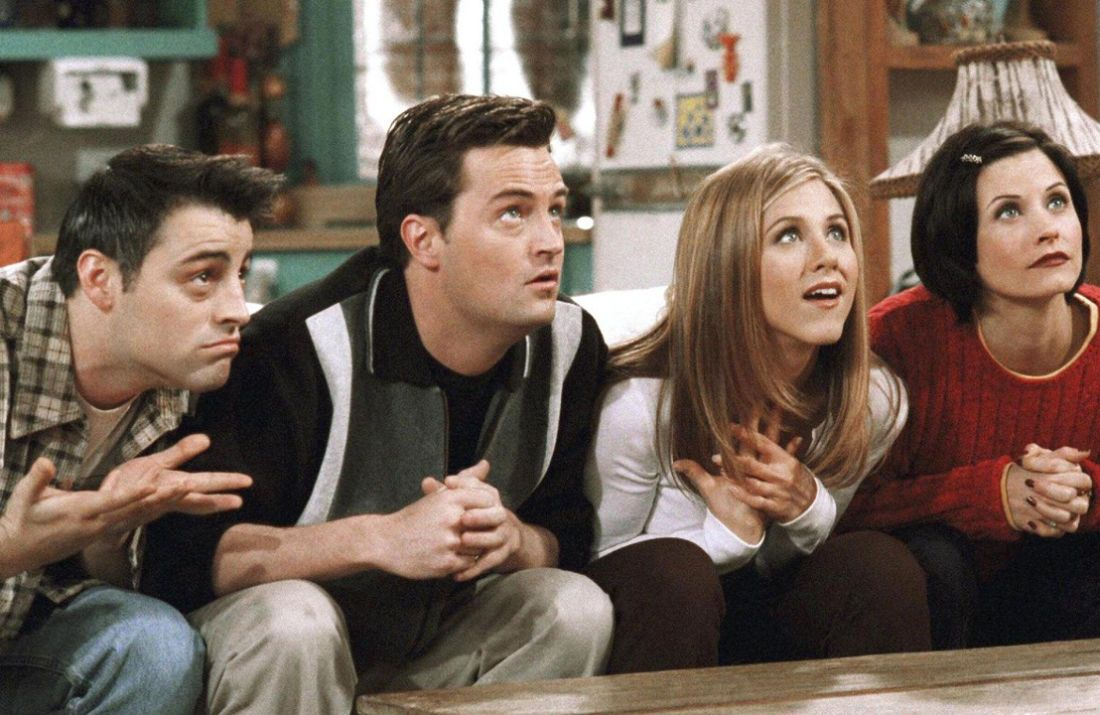 friends reunion agosto