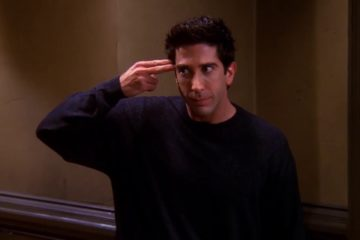 friends reunion david schwimmer