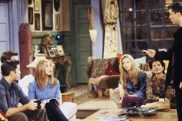 friends reunion informazioni