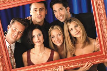 friends reunion ufficiale