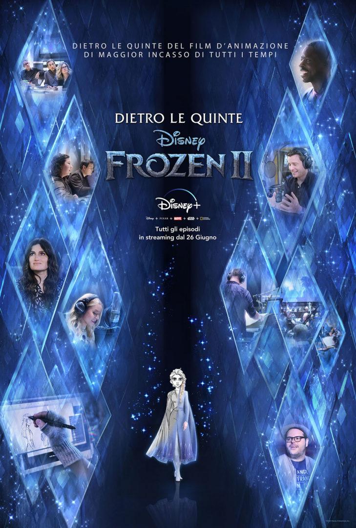 frozen II dietro quinte trailer