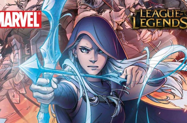 fumetti league legends