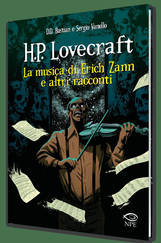fumetti lovecraftiani