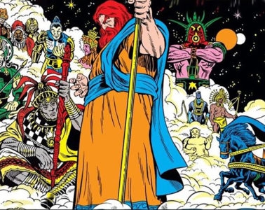 fumetto mitologia