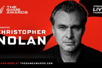 game awards christopher nolan