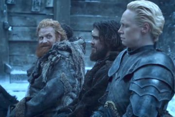 game of thrones brienne tormund