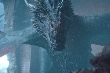 Game of Thrones Drogon